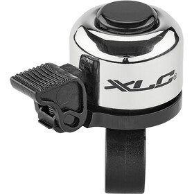 XLC DD-M01 Mini Timbre, Plateado/negro